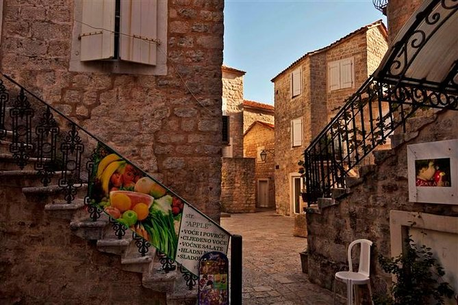 Day Trip from Kotor Port to Budva, Sveti Stefan, Kotor Old Town