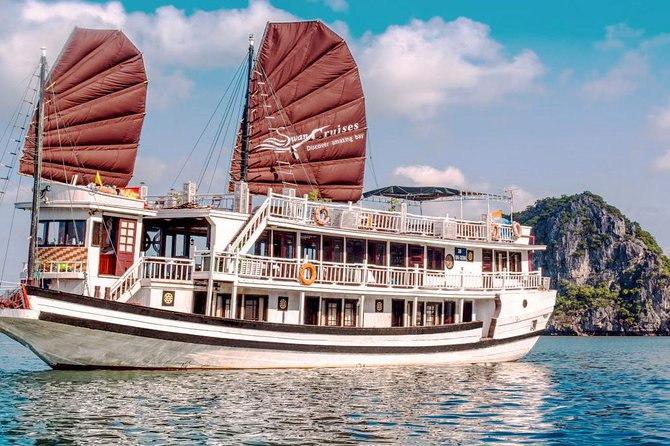 Halong Swan Cruises 2D1N !