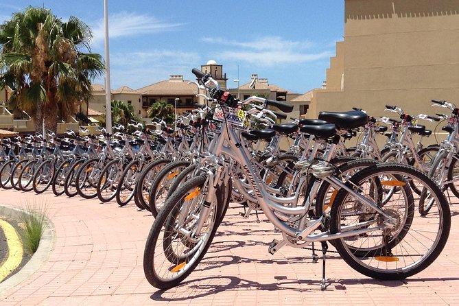 Bike Rent Tenerife