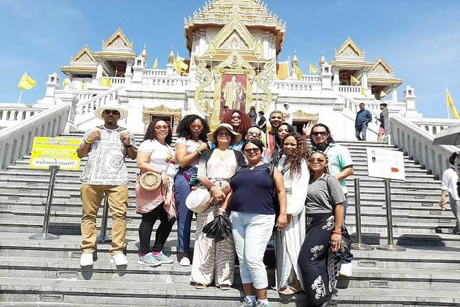 Private Full Day Bangkok City Tour
