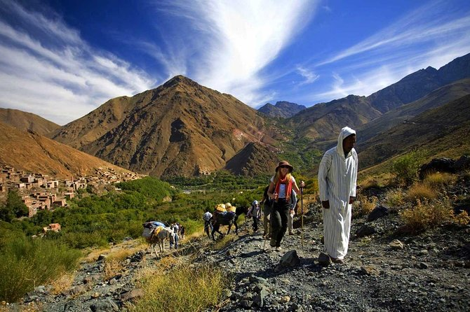 One Day Tour To Atlas Valleys And Mountains From Marrakech