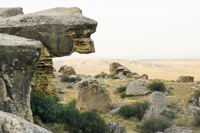 Absheron Peninsula & Gobustan & Mud volcanoes tour