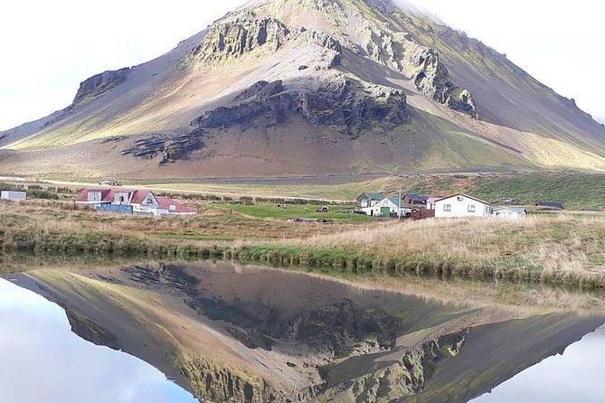 Snæfellsnes peninsula - day tour