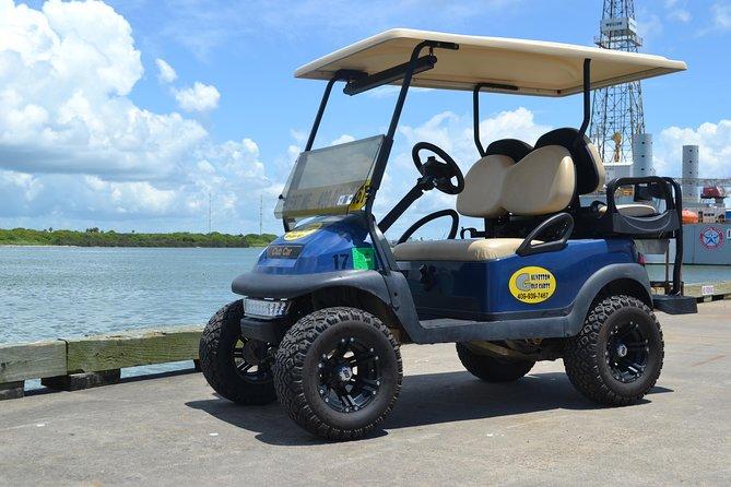 Four Seater Golf Cart (Strand)