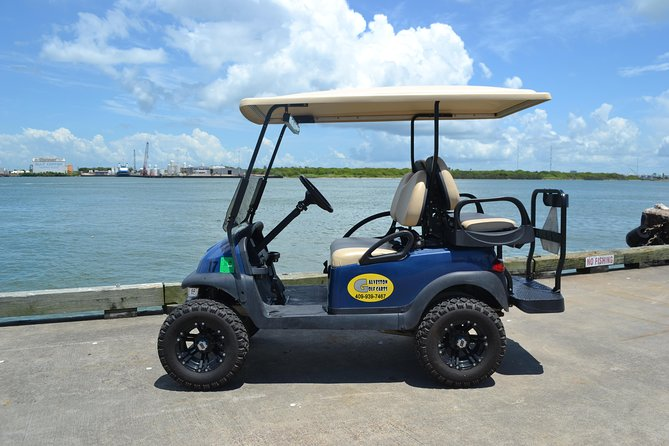 Four Seater Golf Cart (Seawall) photo 1