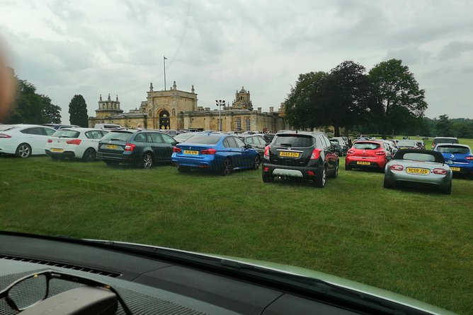 Luxury Private Vehicle Day Hire: From-London Blenheim Palace & Cotswold Villages