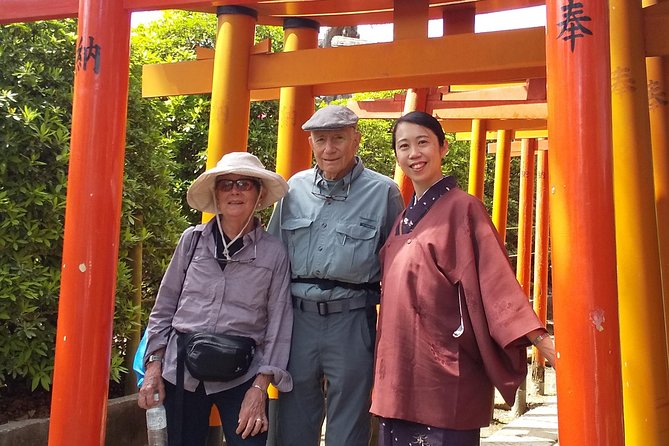 Half Day - Private Tour based on your requests in Tokyo