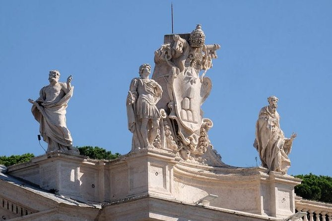 VIP Private Tour: Vatican Museums, Sistine Chapel and St. Peter's Basilica photo 19