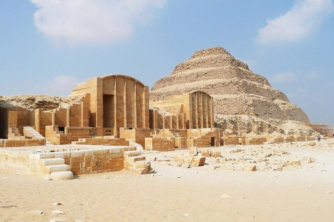 full day tour Pyramids of Giza and the Sphinx of Memphis and Saqqara photo 4