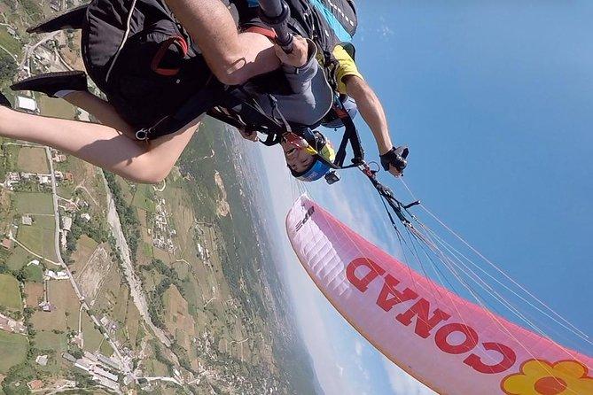 Fly Tandem Paragliding From Dajti Mount Tirane