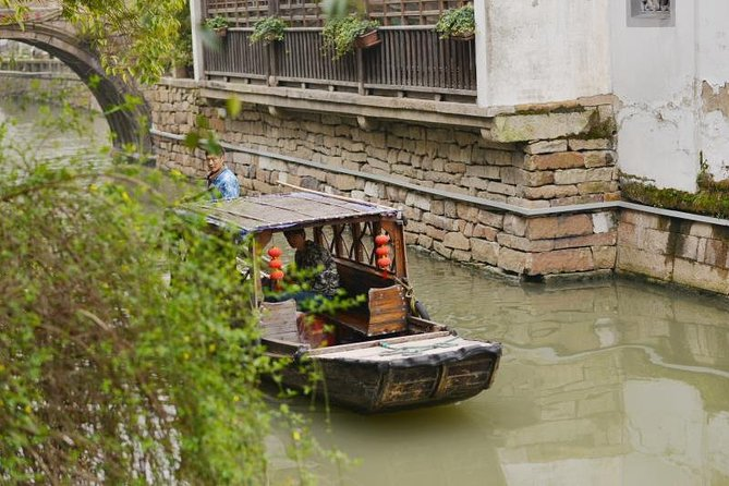 Suzhou Half-Day Tour: Boat Ride&Pingjiang Canal Street photo 1