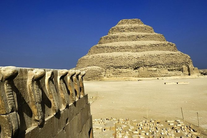 full day tour Pyramids of Giza and the Sphinx of Memphis and Saqqara photo 8