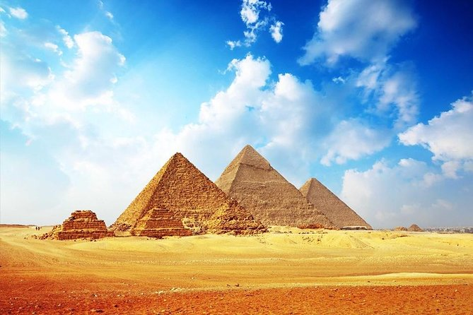 full day tour Pyramids of Giza and the Sphinx of Memphis and Saqqara photo 11
