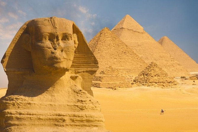 full day tour Pyramids of Giza and the Sphinx of Memphis and Saqqara photo 9