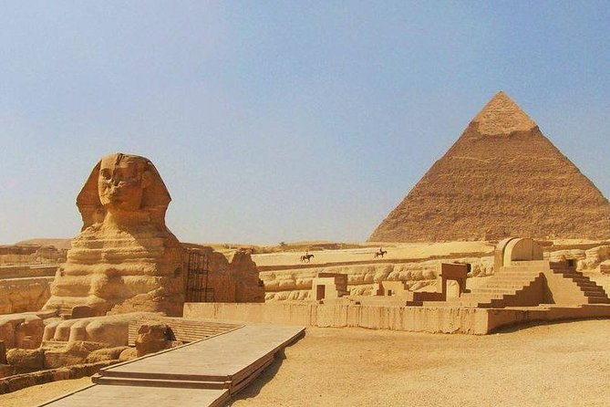 full day tour Pyramids of Giza and the Sphinx of Memphis and Saqqara photo 3