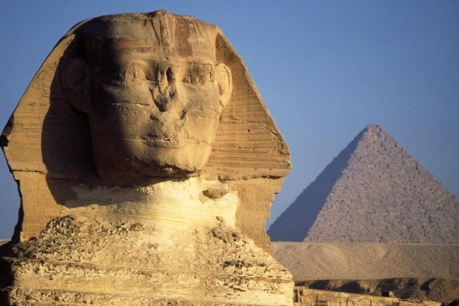 full day tour Pyramids of Giza and the Sphinx of Memphis and Saqqara photo 2