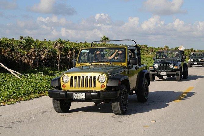 Cozumel Eco Adventure Jeep Tour