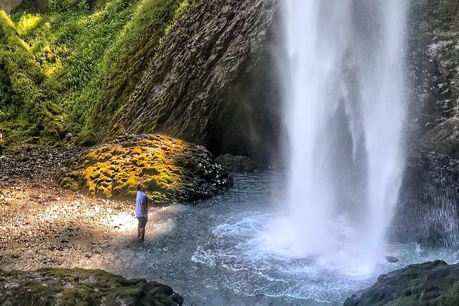 Half-Day Columbia River Gorge and Waterfall Hiking Tour