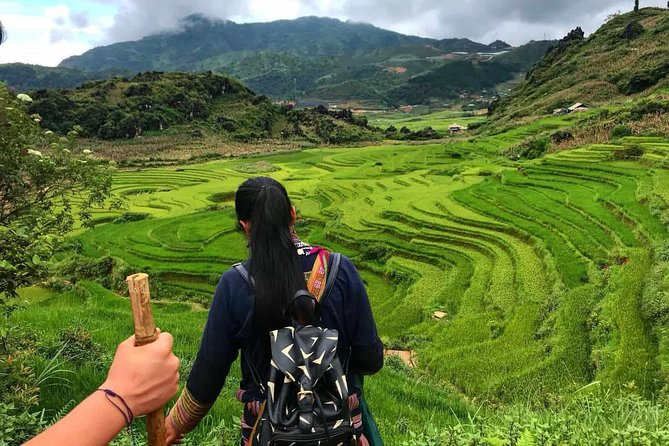 Sapa Trekking with Mama Chao 2Days/1Night - Limousine Bus - Sleep homestay