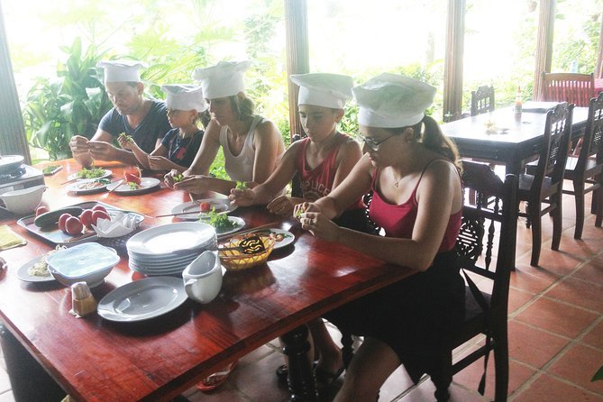 Full-Day Hoi An Countryside Bike Tour Including Chuc Thanh Pagoda, Japanese Tomb and Cooking Class photo 8