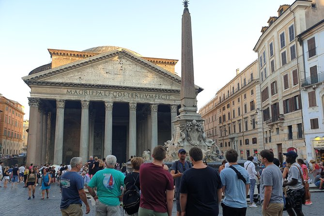 Rome Guided Walking Tour