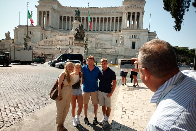 Rome Skip-The-Line Fast Entries Fullday with Expert Tour Guide and Driver photo 4