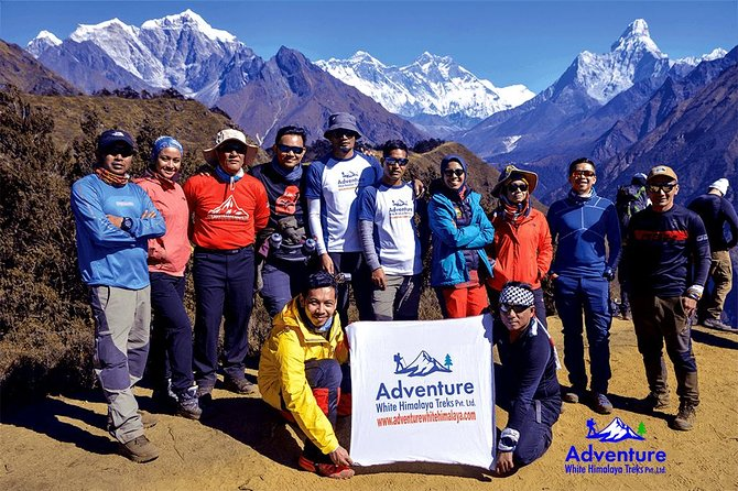 Everest Base Camp Trekking photo 1
