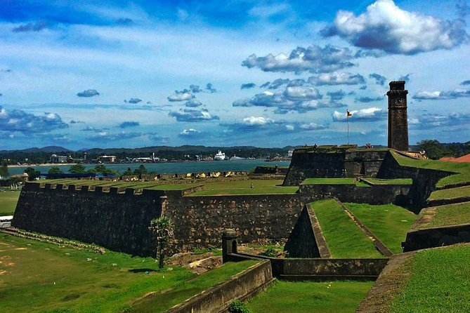 Day excursion to Galle - The city of charm