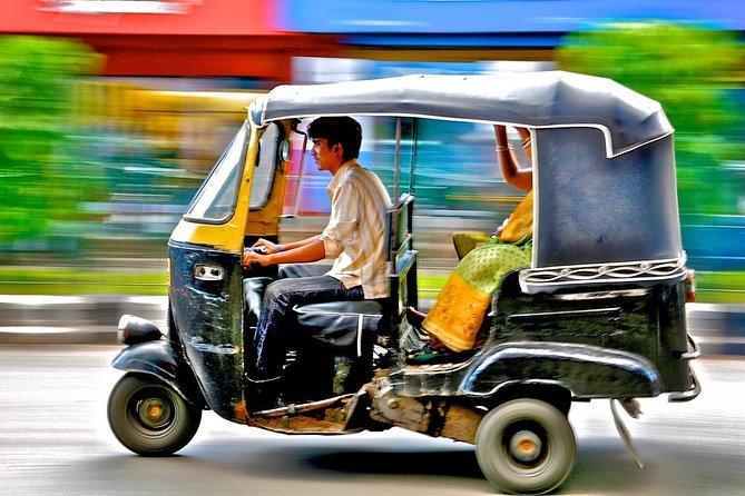 Old Delhi Tour By Tuk-Tuk/ E-Rickshaw