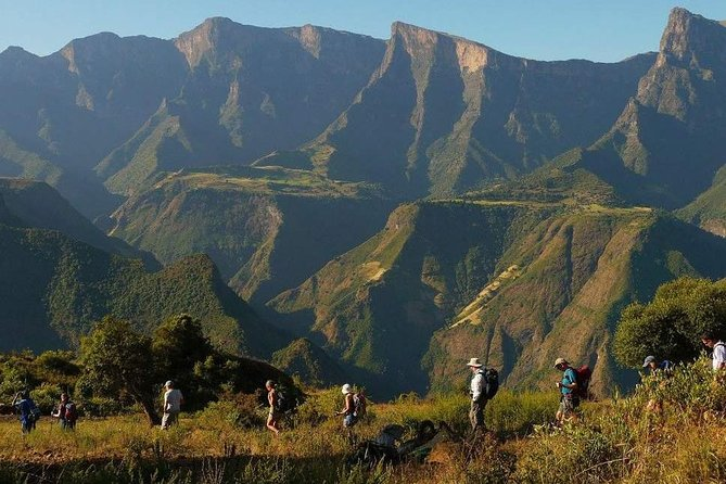 Simien Mountains – 4 Days Itinerary