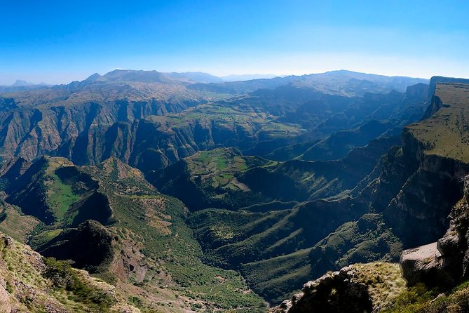 Optional Day trips to Simien mounains national park
