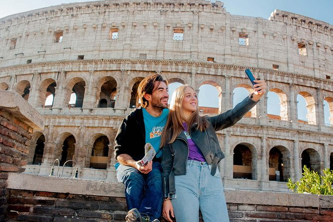 colosseum private tour 1 hour