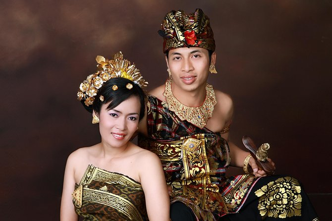 Balinese Costume Completed with Balinese Dance photo 6