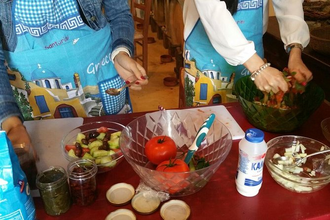 Santorini Gourmet Private Tour with Cooking Class and Lunch photo 3