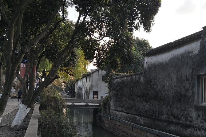 Suzhou Half-Day Tour: Boat Ride&Pingjiang Canal Street photo 2