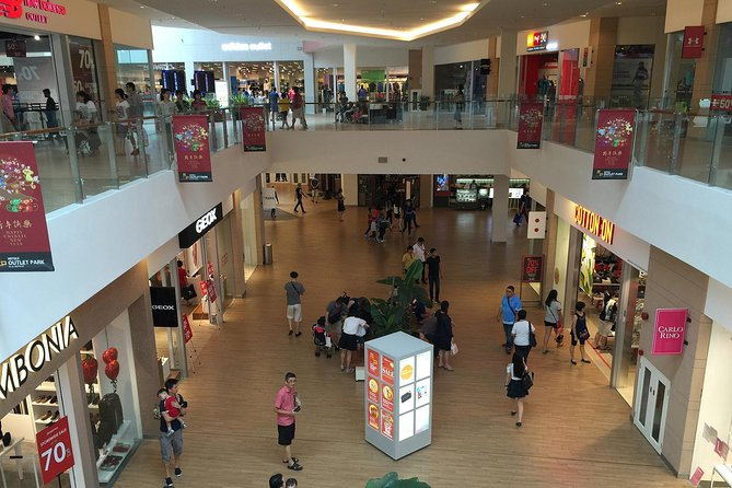Mitsui Outlet Park from Kuala Lumpur