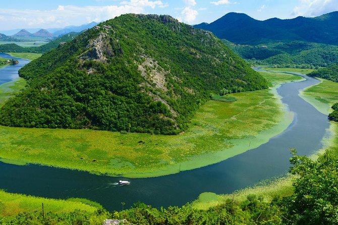 Kayak trip River Crnojevica