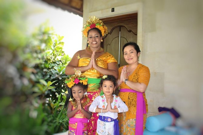 Balinese Costume Completed with Balinese Dance photo 11