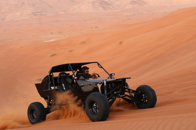 Dune Buggy Ride in High Red Dunes + Complimentary Desert Safari