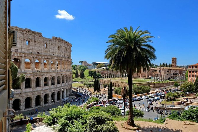ROME: Explore the Colosseum in a Private tour