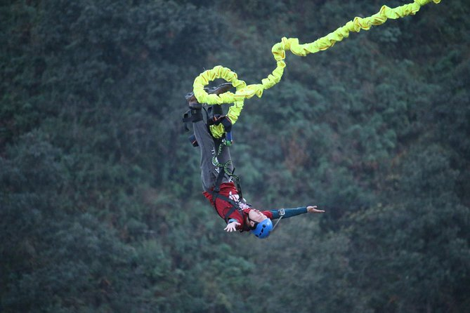Small-Group Bungee Jumping Experience in Pokhara