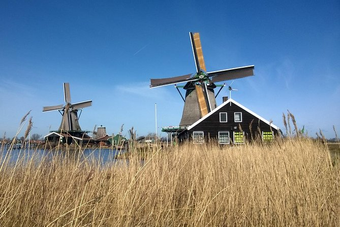 Private Countryside tour to Zaanse Schans, Volendam and Marken from Amsterdam