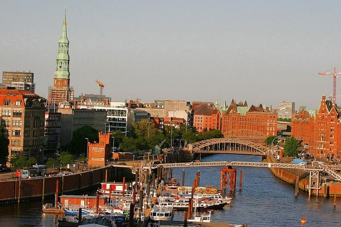 Speicherstadt & Hafencity - a city tour as a scavenger hunt