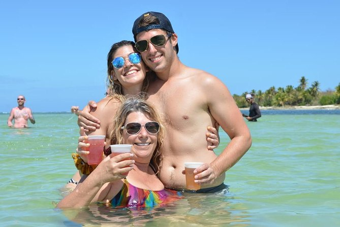 Paradise Boat VIP Snorkeling and Party + Shopping Tour Punta Cana photo 9