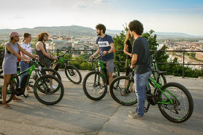 'Top of Buda' Small Group Tour with E-Mountain Bikes photo 2