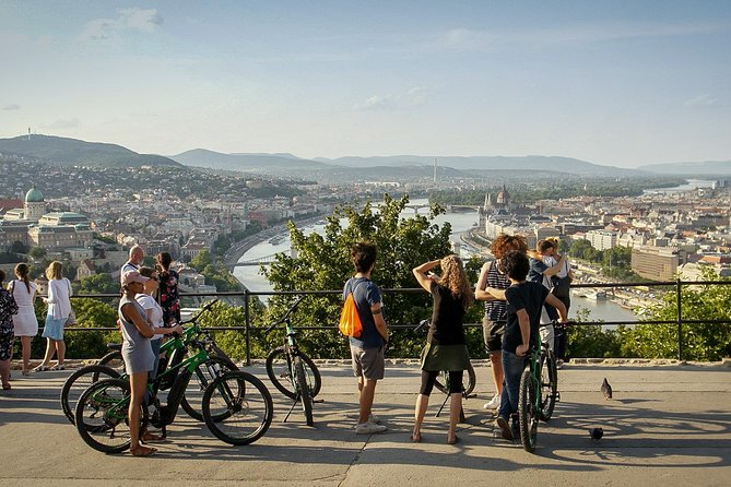 'Top of Buda' Small Group Tour with E-Mountain Bikes photo 1