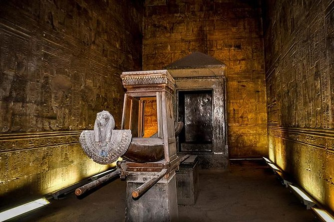 Day Tour to Edfu & Kom Ombo Temples from Luxor photo 9