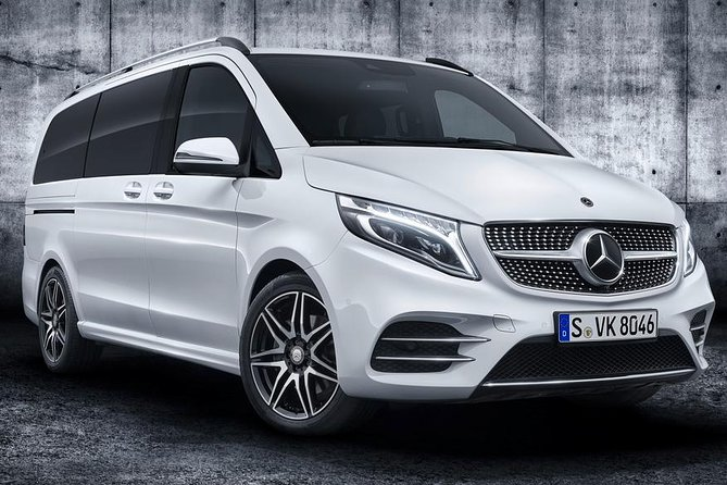 Paris Departure Private Transfers from Paris City to Airport CDG in Luxury Van