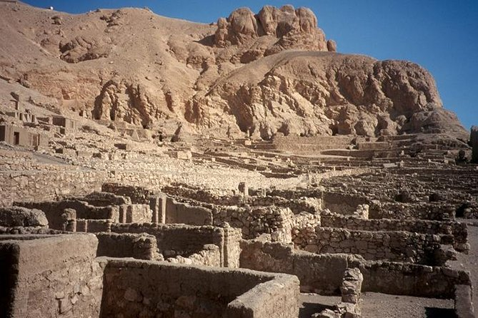 Full day Tour to West Bank include Medinet Habu and the Valley of Nobels photo 12