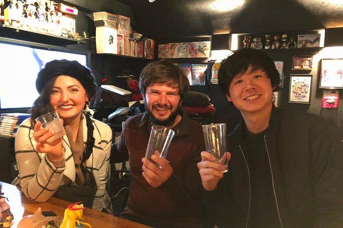 Namba Food & Drink Tour in Osaka
